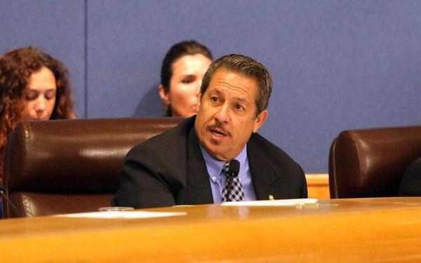 "District 12 County Commissioner Jose ""Pepe"" Diaz"