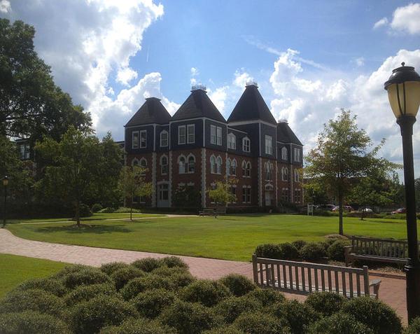 Campus of Louisiana Tech University