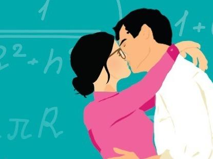 """""""The Kiss Quotient"""" by Helen Hoang"""