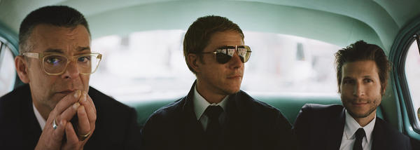 Interpol will release <em>Marauder</em> on August 24.