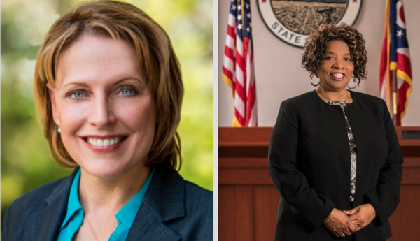 Connie Pillich and Springfield Township trustee Gwen McFarlin have been elected as the new co-chairs of the Hamilton County Democratic Party.