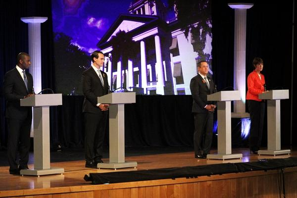 Compared to the first televised debate back in April, Saturday's debate was more of a brawl than a discussion.