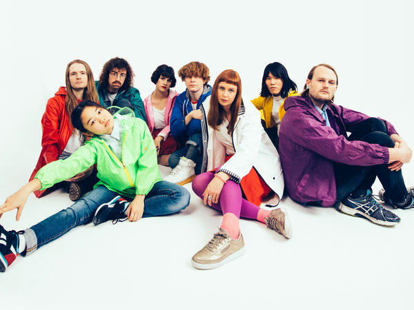 Superorganism is on our short-list of favorite new bands this year.