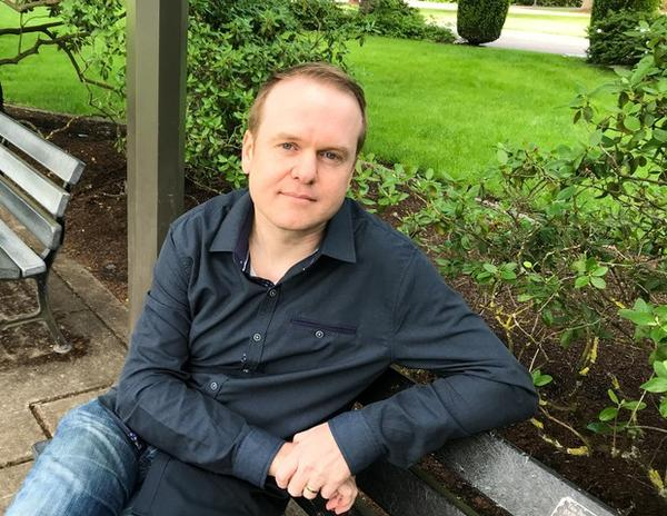 <p>Jeff Jimerson, a graphic designer from Corvallis, Oregon, is the chief petitioner of an initiative that would prohibit the state from funding abortions for low-income women.</p>