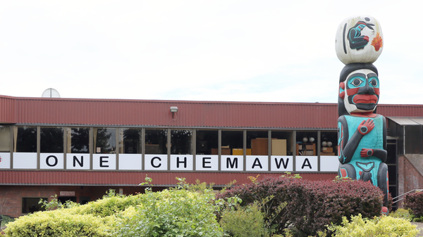 <p>Chemawa Indian School is the oldest continuously running off-reservation Indian boarding school.</p>