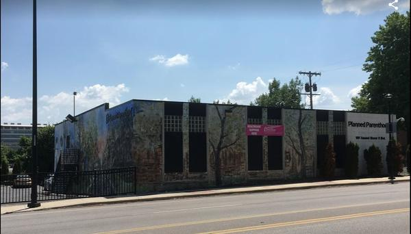 Planned Parenthood's midtown affiliate in Kansas City, pictured here, can perform medication abortions, but its clinics in Columbia and Springfield can't.