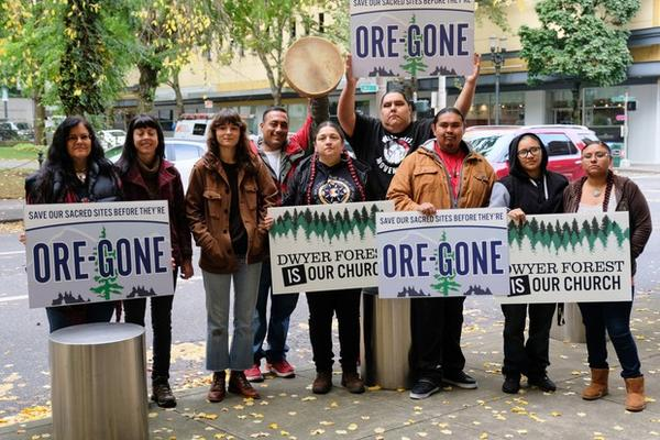 <p>A federal judge ruled against tribal members with the Confederated Tribes and Bands of the Yakama Nation, as well as the Confederated Tribes of Grand Ronde in a case about the Religous Freedom Restoration Act stemming from a 2008 road expansion near Government Camp.</p>