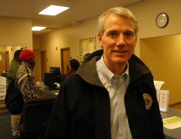 Portman says more visas are needed to supply enough workers.