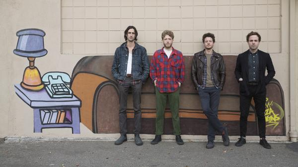 Dawes' <em>Passwords</em> comes out June 22.