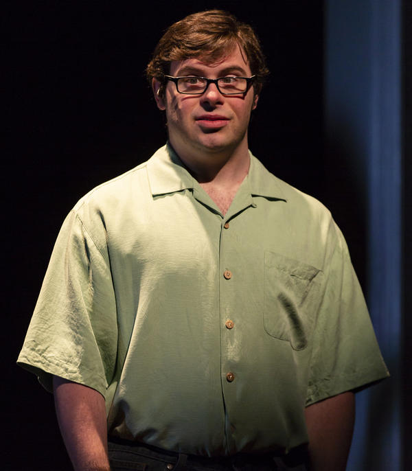 Actor Nolan James Tierce plays Daniel Miller; he has Down syndrome just like the character.