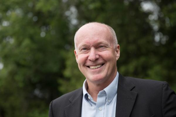<p>Independent Party member Patrick Starnes is the party's gubernatorial nomination.</p>
