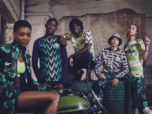 Nike successfully marketed its Nigeria jerseys not just as sports gear, but streetwear.