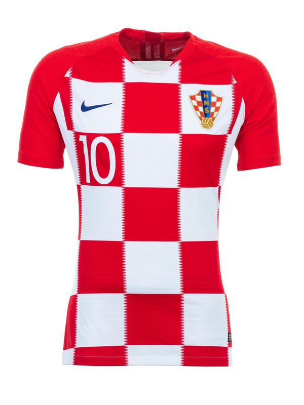 Croatia's kit for the 2018 World Cup