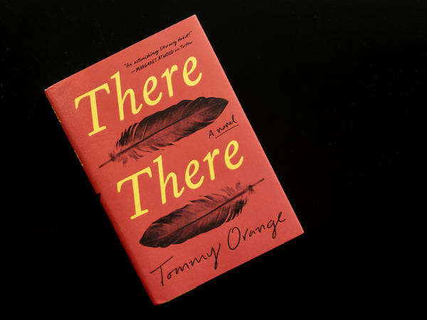 Cover photo of <em>There There, </em>by Tommy Orange
