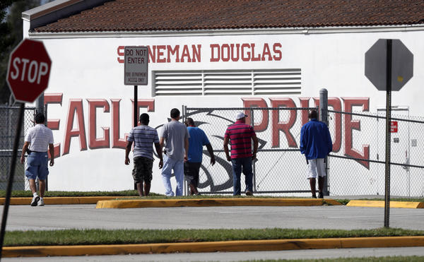 Any donations to the Marjory Stoneman Douglas High School PTA received during the audit will be put on hold until the process is complete.