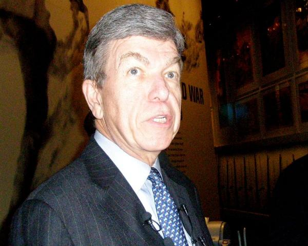 U.S. Sen. Roy Blunt, R-Missouri, issued a statement saying he agreed 'with Mrs. (Laura) Bush and Mrs. (Melania) Trump that separating families does not meet the standard of who we are as a country.'