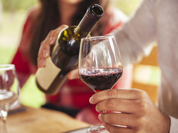 A study finds light drinkers have the lowest combined risk of getting cancer and dying prematurely — lower than nondrinkers. Alcohol is estimated to be the third-largest contributor to overall cancer deaths.