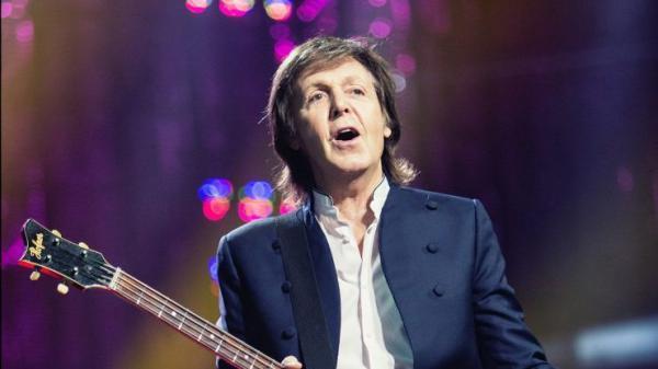Paul McCartney promises new album in the fall, possibly titled <em>Egypt Station.</em>