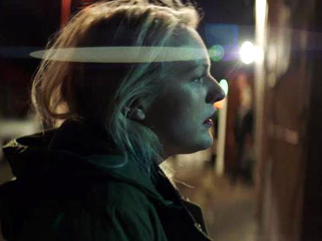 Elisabeth Moss stars in a new short film directed by George Belfield, with music by Max Richter.