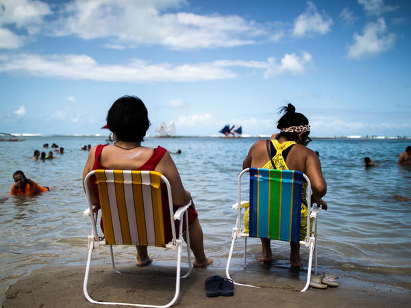 The beaches of Brazil beckon — but travelers need to find out if they're heading to a part of the country where a yellow fever vaccine is recommended.