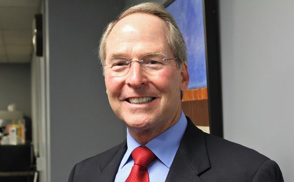 Republican gubernatorial candidate Jim Barnett said he is concerned about rural schools in Kansas that can only afford to hold classes four days a week.