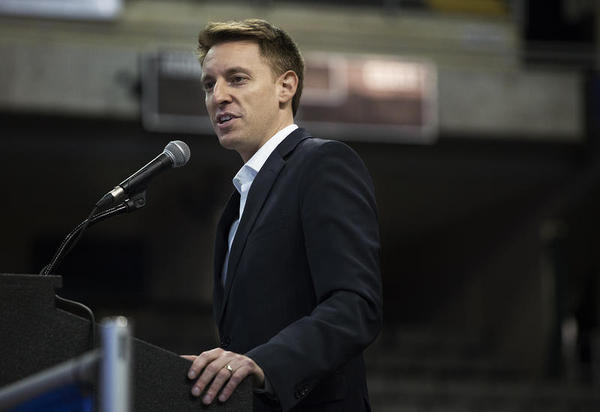After a few days of speculation, Jason Kander officially confirmed he is running for Mayor of Kansas City.