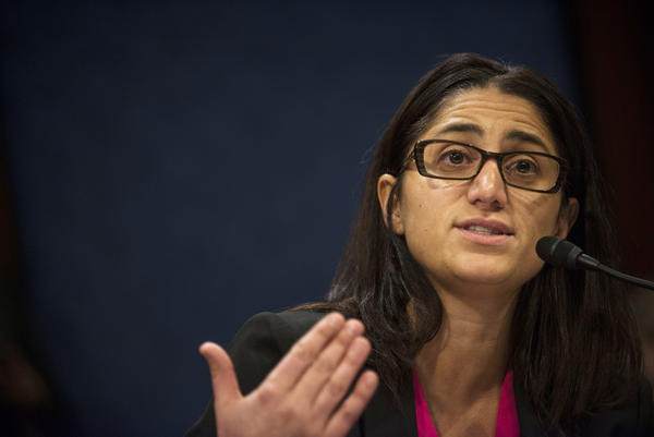 Dr. Mona Hanna-Attisha spearheaded efforts to publicize and address the water crisis in Flint, Mich.
