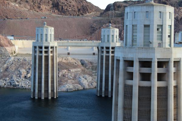 Lake Mead's bath tub ring has become the de facto symbol of the overallocated Colorado River system.