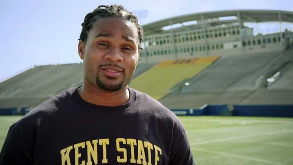 Former Browns star and Kent State quarterback Josh Cribbs is interning with the Browns