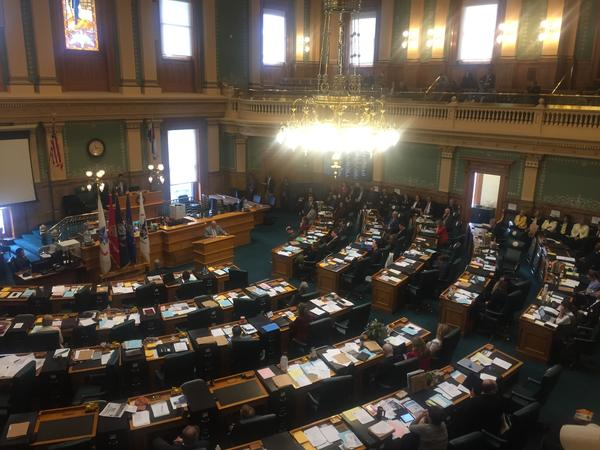 Lawmakers consider several resolutions during the 2018 session that began on Jan. 10.