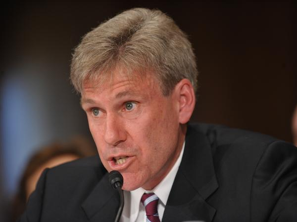 U.S. Ambassador to Libya Chris Stevens supported Libya's transition to democracy.