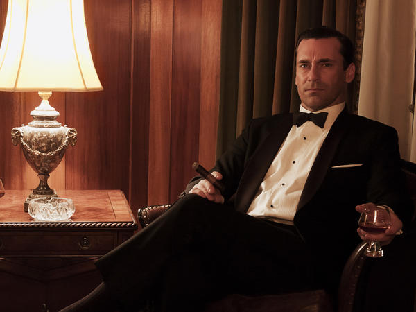 """<em>Mad Men</em> returns with a two-hour season premiere. TV critic David Bianculli won't reveal any spoilers, but he praises actor Jon Hamm, who """"so sparingly and perfectly"""" plays Don Draper in the series."""