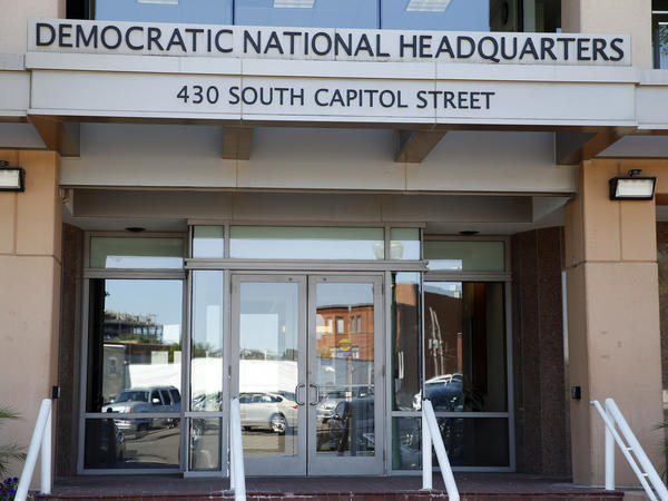 Computer servers at the Democratic National Committee were hacked by Russia, U.S. intelligence officials say.