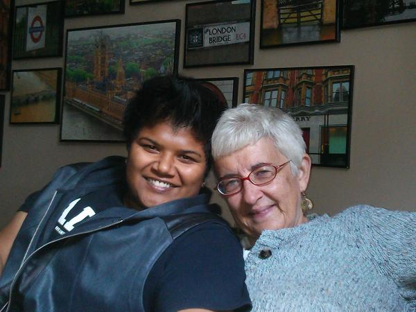Molly Girton and her mother Lynn have had many conversations about how gender identity, gender roles and sexual orientation are different between their generations.