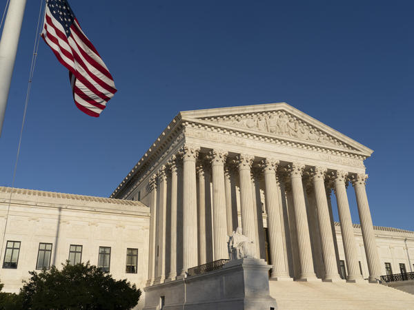 The U.S. Supreme Court rejected an appeal to an Arkansas law that would make it illegal to have a medication-induced abortion.