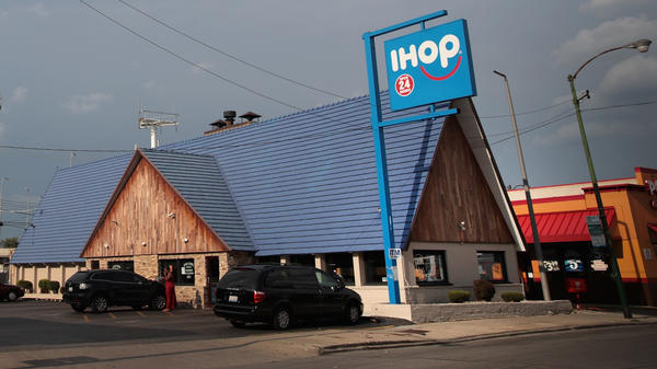 IHOP has left fans scratching their heads, wondering what its promised name change to IHOb could mean.
