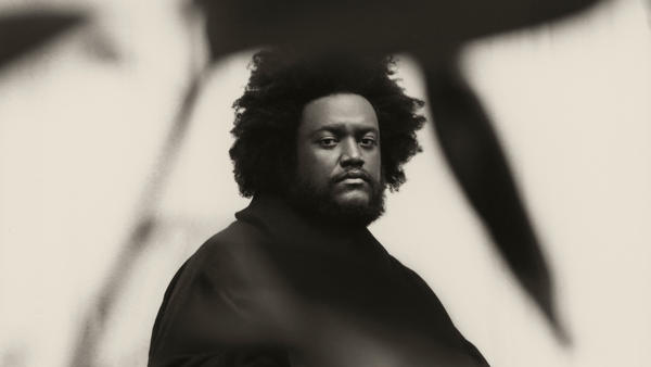 """I feel like we're in that turning point right now,"" Kamasi Washington says."