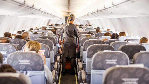 The FBI says reports of sexual assaults on commercial airline flights are on the rise.