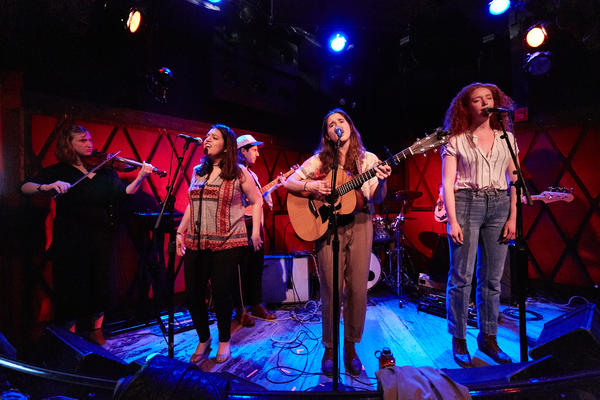 Dirty Bird at Rockwood Music Hall in NYC