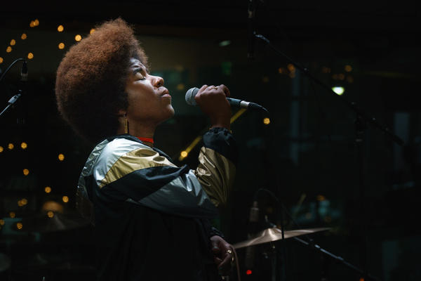 Sassy Black at KEXP in Seattle