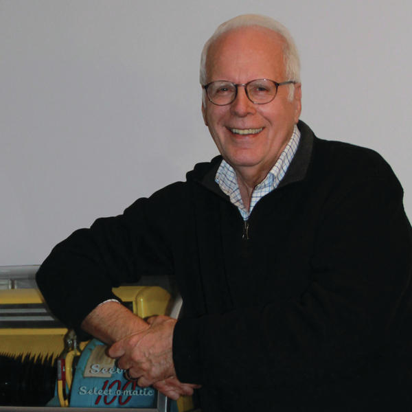Author, Robert Hilburn
