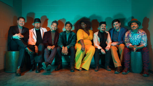The Suffers' <em>Everything Here</em> comes out July 13.