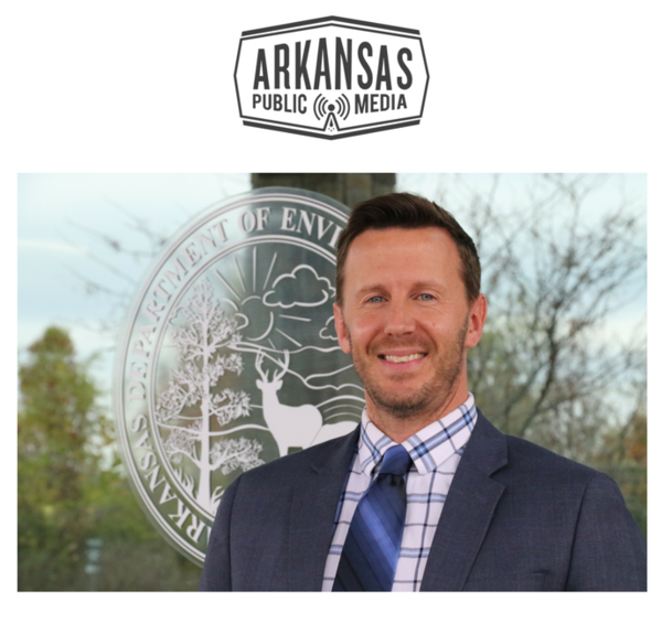 Stuart Spencer works in the Office of Air Quality at the Arkansas Department of Environmental Quality.