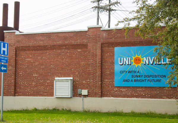 A small town in northeastern Missouri, Unionville is home to the only hospital in the surrounding county.