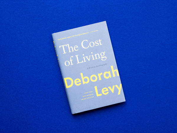 <em>The Cost of Living</em> by Deborah Levy