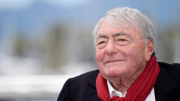 Claude Lanzmann, seen last year at the Cannes Film Festival in France.