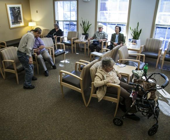 <p>In recent months, Good Samaritan hospital in Northwest Portland has seen an increase in the number of patients using their services.</p>