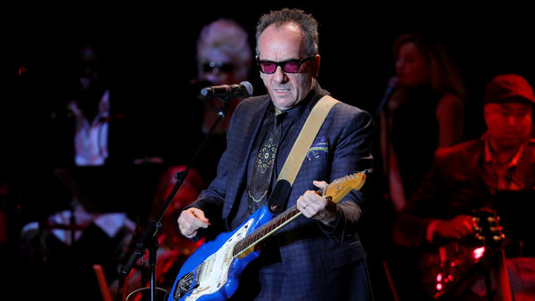 Elvis Costello has canceled tour dates through July 16 but still has a tour slated for November and December.