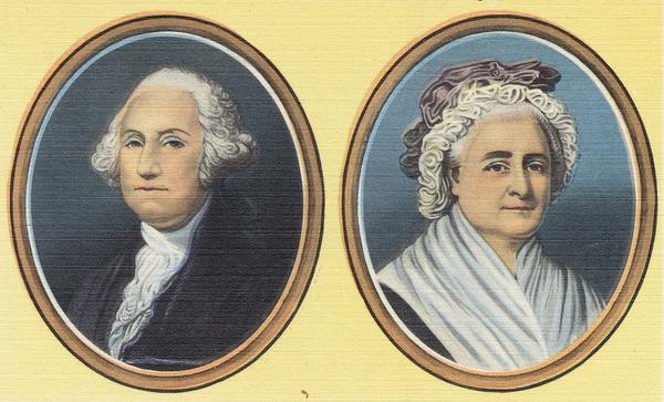 George and Martha Washington pursued Martha's slave Ona Judge for years after Judge escaped to freedom in 1796.