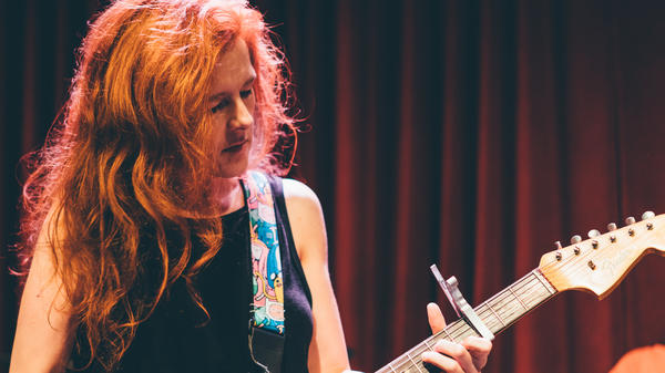 Neko Case performs live at World Cafe Live (upstairs) in Philadelphia.